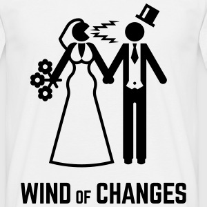 Wind Of Changes (Stag Night Bachelor Party Groom) - Men's T-Shirt