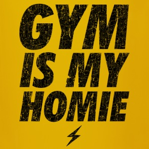 GYM IS MY HOMEBOY Mugs & Drinkware - Full Colour Mug