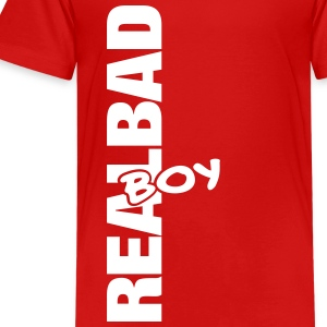 Real Bad Boy T-Shirts - Teenager Premium T-Shirt
