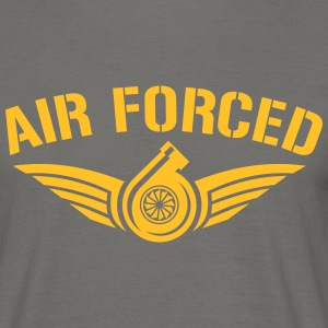 AIR FORCED BOOST - Men's T-Shirt