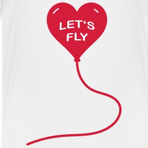 Let's fly - Teenager Premium T-Shirt