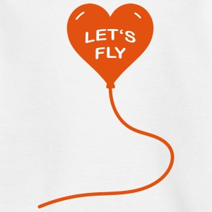 Let's fly - Teenager T-Shirt
