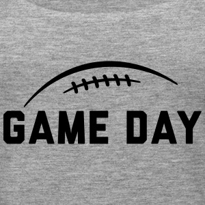 GAME DAY FOOTBALL Tops - Women's Premium Tank Top