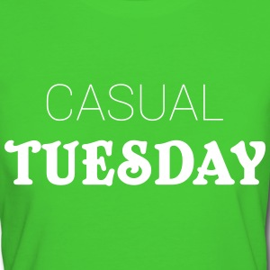 Casual Tuesday T-Shirts - Women's Organic T-shirt