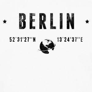 Berlin Long sleeve shirts - Men's Premium Longsleeve Shirt