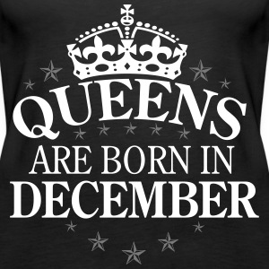 Queens December Tops - Frauen Premium Tank Top