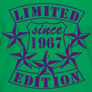 1967 Limited Edition T-Shirts - Männer Kontrast-T-Shirt