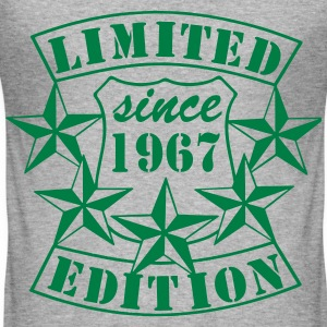 1967 Limited Edition T-Shirts - Männer Slim Fit T-Shirt