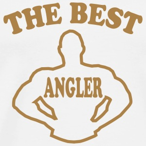The best angler T-Shirts - Männer Premium T-Shirt