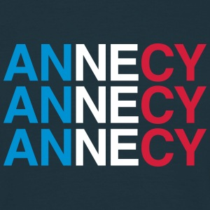 ANNECY - T-shirt Homme