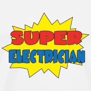 Electrician / Mechanician / Plumber / Dad / Car T-Shirts - Men's Premium T-Shirt