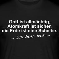 Motiv ~ Almaechtiger Scheibengott