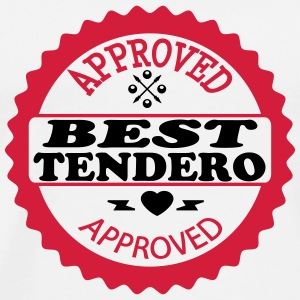 Approved best tendero Camisetas - Camiseta premium hombre