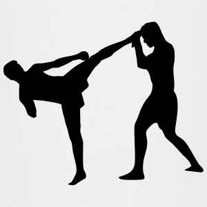 Kickboxing, Martial Arts Shirts - Kids' Premium T-Shirt
