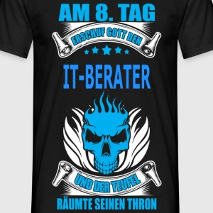 IT-BERATER T-Shirts - Männer T-Shirt
