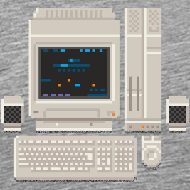 Japanese Computer X68000a