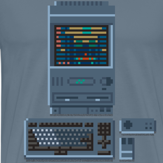 Japanese Computer FMT II