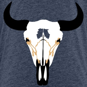 Buffalo Head, Bison Shirts - Kids' Premium T-Shirt