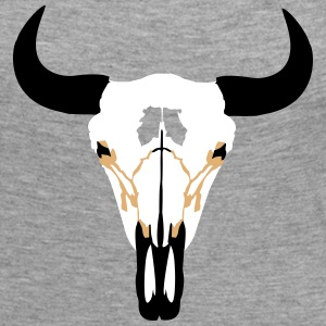 Buffalo Head, Bison Long Sleeve Shirts - Women's Premium Longsleeve Shirt