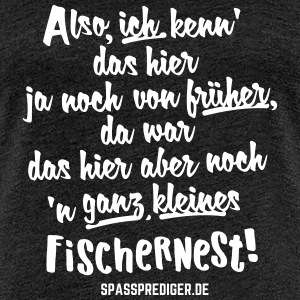 Fischernest T-Shirts - Frauen Premium T-Shirt