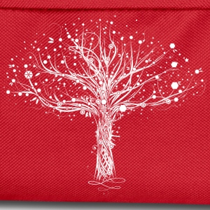 A white tree Bags & Backpacks - Kids' Backpack