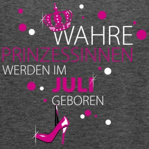 Prinzessinnen-Juli Tops - Frauen Tank Top von Bella