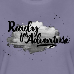 Ready for Adventure Frauen Premium T-Shirt - Frauen Premium T-Shirt