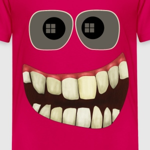 Monströs cool T-Shirts - Kinder Premium T-Shirt