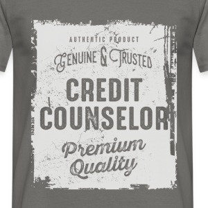 Credit Counselor - Men's T-Shirt