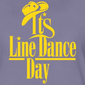 LINE DANCE DAY T-Shirts - Women's Premium T-Shirt