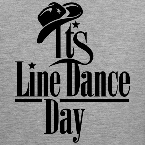 LINE DANCE DAY Sports wear - Men's Premium Tank Top