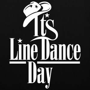 LINE DANCE DAY Bags & Backpacks - Tote Bag