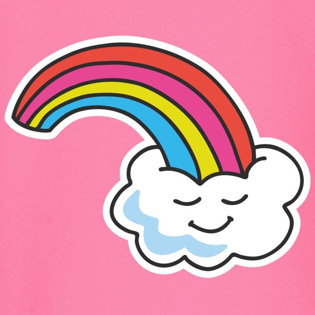 OMG Rainbow – Baby-Langarmshirt