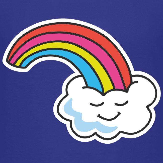 OMG Rainbow – Kindershirt