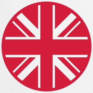 Union Jack HQ Vector 1c  Aprons - Cooking Apron