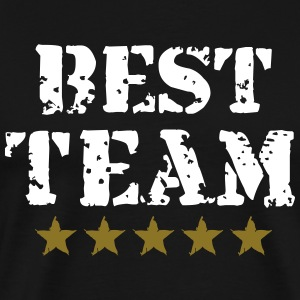 Best Team, 5 Stars, Champions, Sports, Winner T-Shirts - Men's Premium T-Shirt