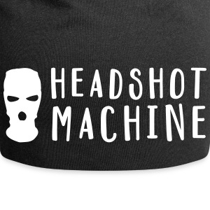 HEADSHOT MACHINE Caps & Mützen - Jersey-Beanie