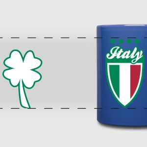 Italia Four Leaf Clover Tazze & Accessori - Tazza colorata con vista