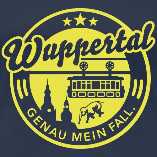 Wuppertal - genau mein Fall.