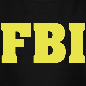 FBI - Kinder T-Shirt