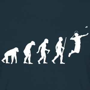 Badminton Federball Evolution - Männer T-Shirt