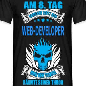 WEB-DEVELOPER T-Shirts - Männer T-Shirt