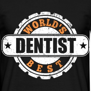 Worlds Best Dentist T-Shirts - Männer T-Shirt