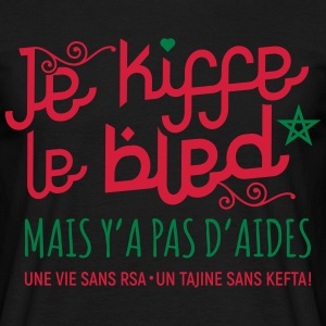 Je kiffe le bled Tee shirts - T-shirt Homme