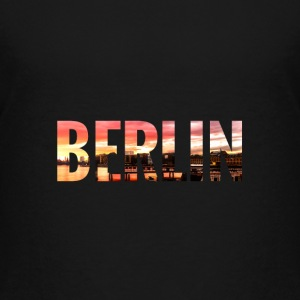 City Skyline Berlin T-Shirts - Kinder Premium T-Shirt