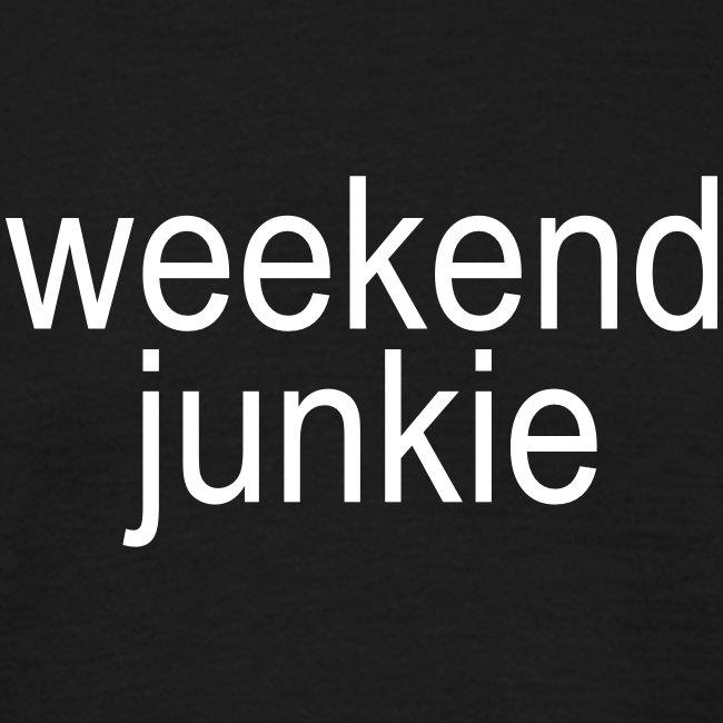 weekend junkie