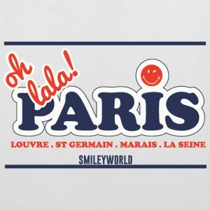SmileyWorld Oh Lala Paris - Stoffbeutel