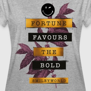 SmileyWorld Fortune Favours - Oversize-T-shirt dam