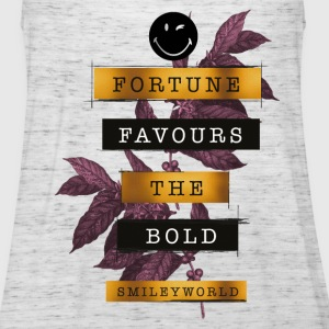 SmileyWorld Fortune Favours - Dame tanktop fra Bella