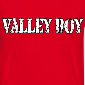 Valley Boy 01 - Men's T-Shirt